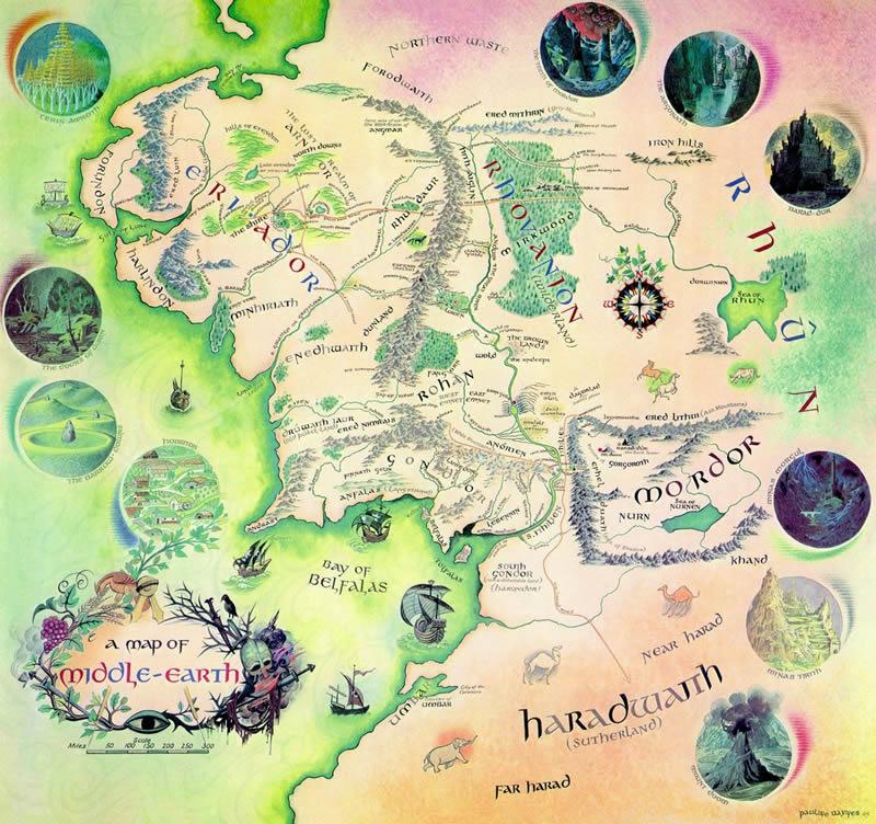 Serethiel's Return Elessars_Map