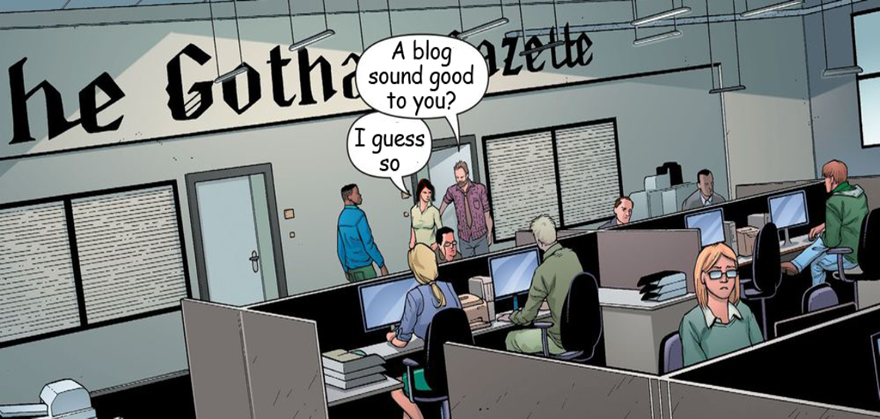 The Gotham Gazette Bull Pen